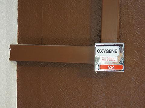 impianto ossigeno