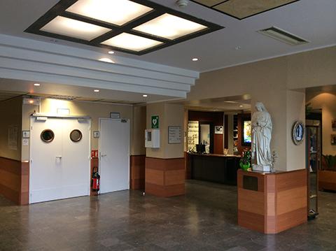 reception Salus